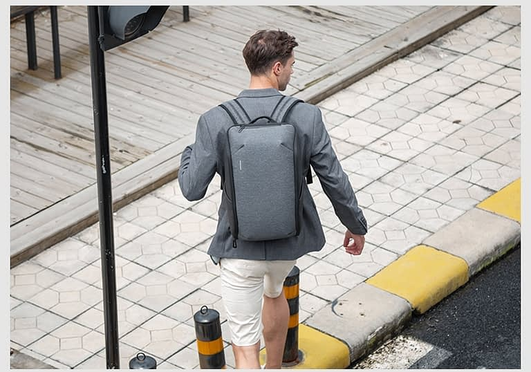 hands free backpack